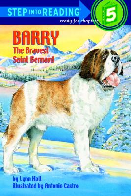 Image for Barry: The Bravest Saint Bernard