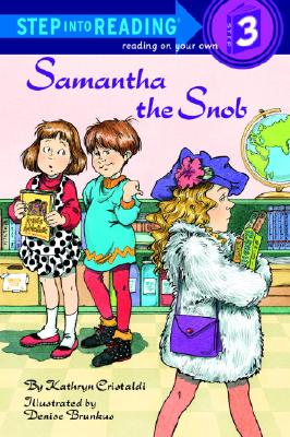Image for Samantha the Snob (Step-Into-Reading, Step 3)