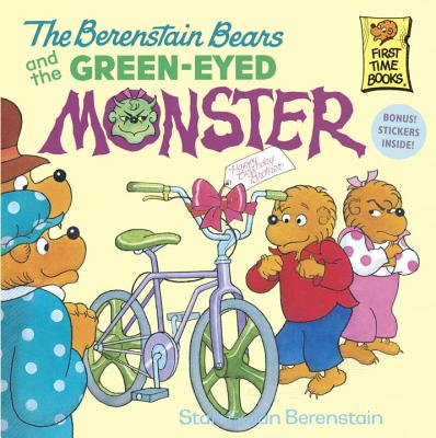 Image for Berenstain Bears and the Green-Eyed Monster