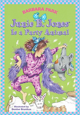 """Junie B. Jones Is a Party Animal (Junie B. Jones, No. 10)"", ""Park, Barbara"""