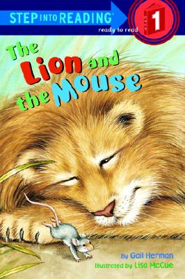 Image for Lion and the Mouse (Step into Reading 1)