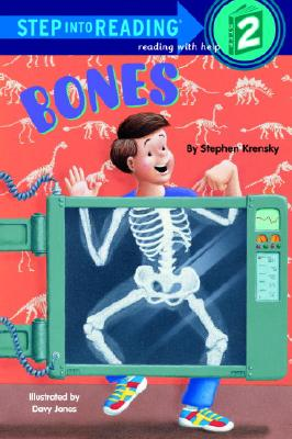 Image for Bones (Step-Into-Reading, Step 2)