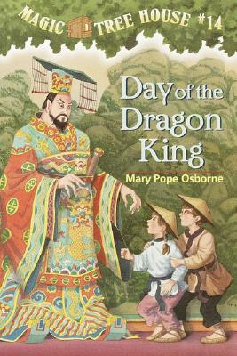 Image for Day Of The Dragon-King (Magic Tree House 14, paper)