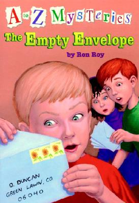The Empty Envelope (A to Z Mysteries), Ron Roy