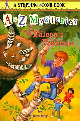 Image for The Falcon's Feathers (A to Z Mysteries)