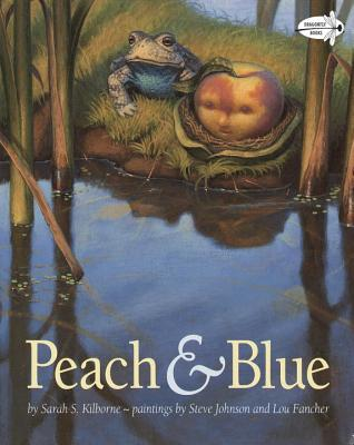 Image for Peach and Blue (Dragonfly Books)