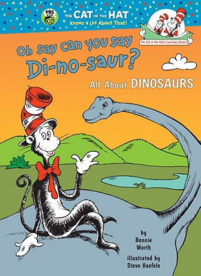 Image for Oh Say Can You Say Di-no-saur?