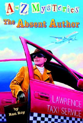 Image for A to Z Mysteries: The Absent Author (A Stepping Stone Book(TM))