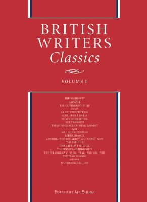 British Writers Classics, Parini, Jay