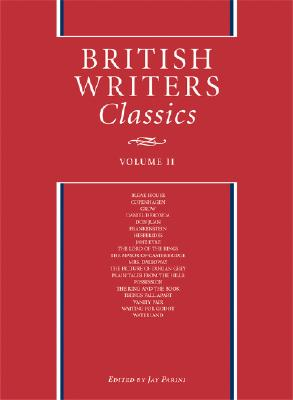 British Writers Classics ll (British Writers Classics), Parini, Jay