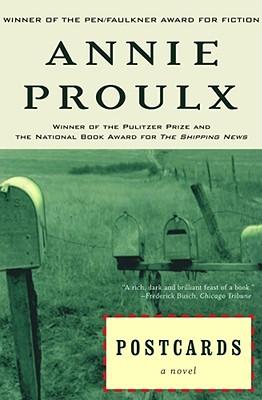 Postcards, Proulx, Annie