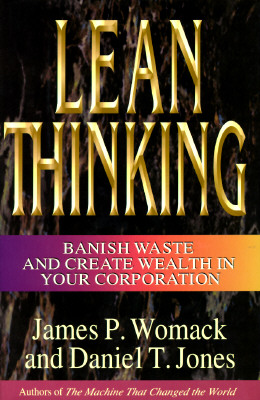 Image for Lean Thinking : Banish Waste and Create Wealth in Your Corporation
