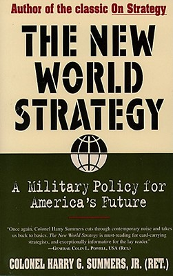 Image for New World Strategy: A Military Policy for America's Future