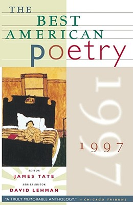 BEST AMERICAN POETRY 1997, JAMES (ED) TATE