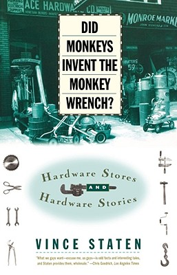 Image for Did Monkeys Invent The Monkey Wrench