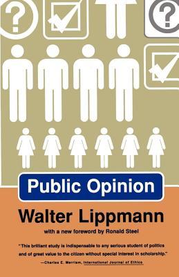 Public Opinion, Lippmann, Walter