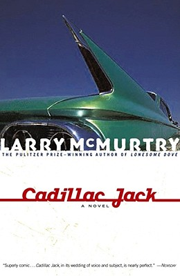 Cadillac Jack, McMurtry, Larry