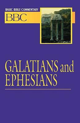 Basic Bible Commentary Volume 24 Galatians and Ephesians (Basic Bible Commentary), ABINGDON PRESS, EARL S., JR. JOHNSON