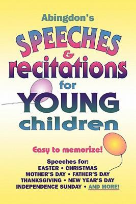 Image for Abingdon's Speeches &  Recitations for Young Children