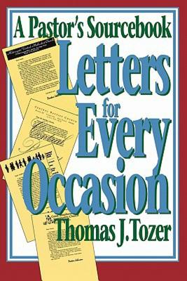 Image for Letters for Every Occasion: A Pastor's Sourcebook
