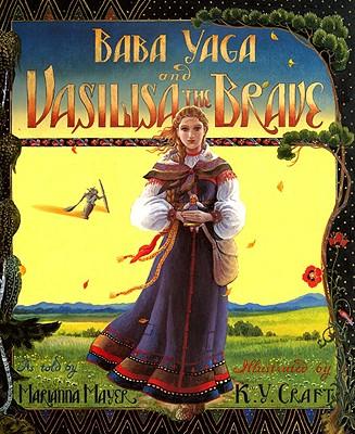 Image for Baba Yaga and Vasilisa the Brave