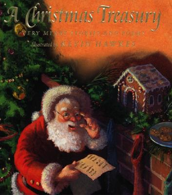 Image for A Christmas Treasury: Very Merry Stories and Poems