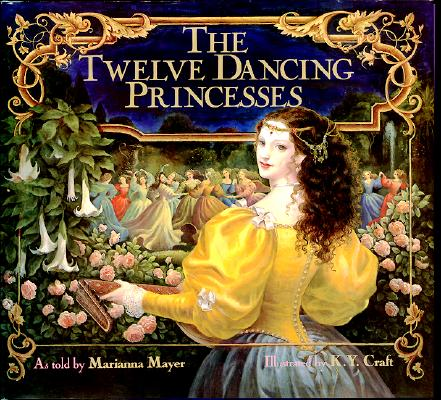 The Twelve Dancing Princesses (Mulberry books), Marianna Mayer