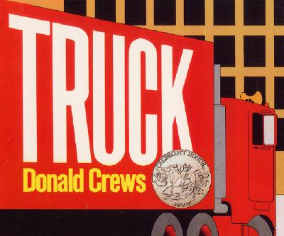 Image for Truck Board Book (Caldecott Collection)