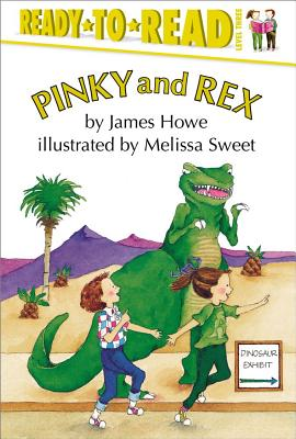 Pinky and Rex (Pinky & Rex), Howe, James