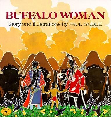Buffalo Woman, Paul Goble