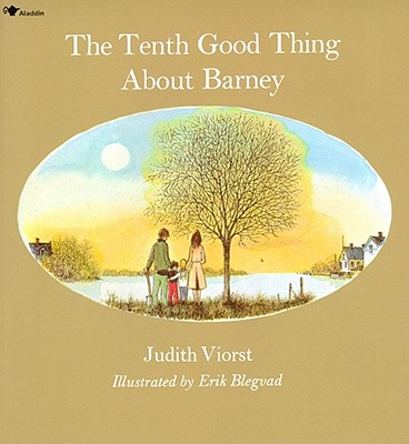 TENTH GOOD THING ABOUT BARNEY, JUDITH VIORST