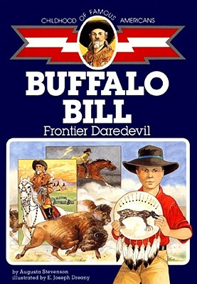 Image for Buffalo Bill: Frontier Daredevil (Childhood of Famous Americans)