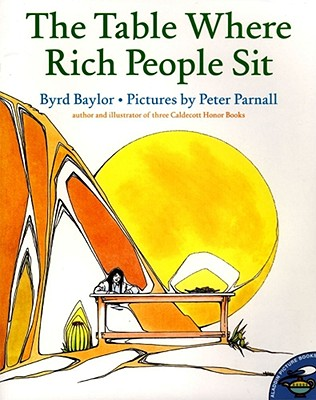 Image for The Table Where Rich People Sit (Aladdin Picture Books)