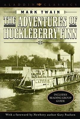 Image for The Adventures of Huckleberry Finn (Aladdin Classics)