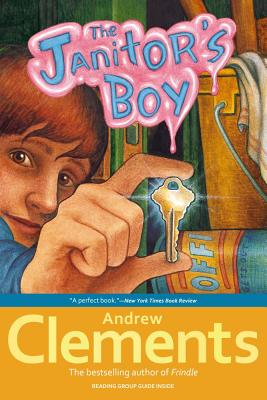 Image for THE JANITOR'S BOY