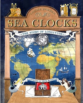 Image for Sea Clocks: The Story of Longitude