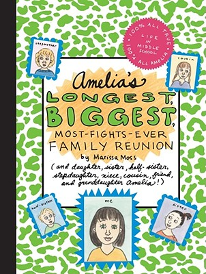 Image for Amelia's Longest, Biggest, Most-Fights-Ever Family Reunion