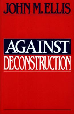 Image for Against Deconstruction