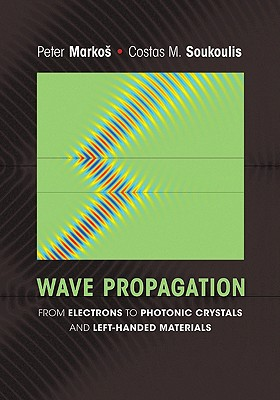 Wave Propagation: From Electrons to Photonic Crystals and Left-Handed Materials, Markos, Peter; Soukoulis, Costas M.
