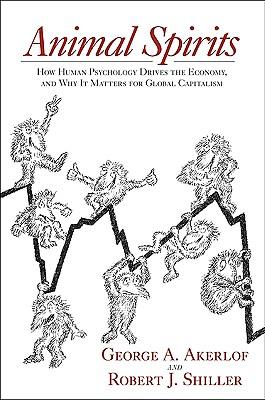 Animal Spirits, Akerlof, George A.