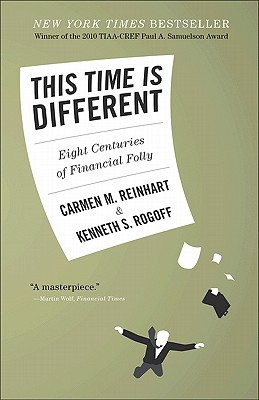 Image for This Time Is Different: Eight Centuries of Financial Folly