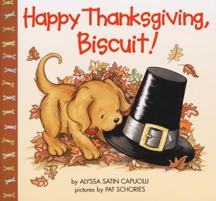 Happy Thanksgiving, Biscuit!, Alyssa Satin Capucilli