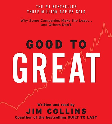 Image for Good to Great CD: Why Some Companies Make the Leap...And Others Don't