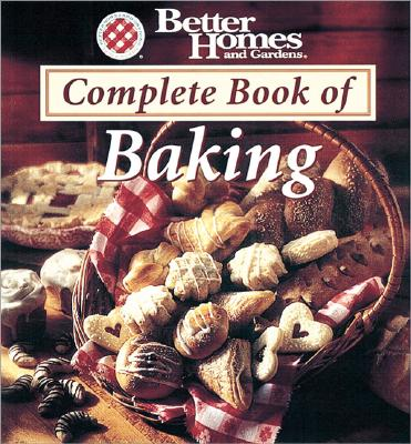Image for COMPLETE BOOK OF BAKING