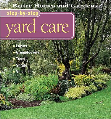 Image for STEP BY STEP YARD CARE
