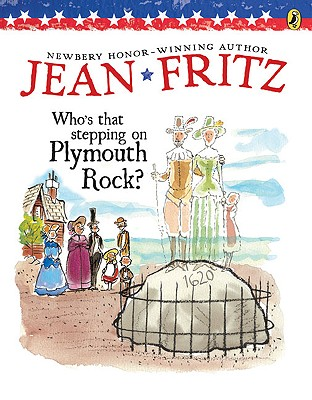 Image for Who's That Stepping on Plymouth Rock?