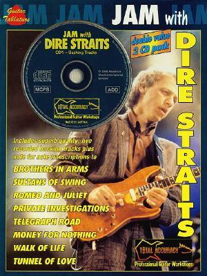 Image for JAM WTH DIRE STRAITS BOOK + 2 CDS