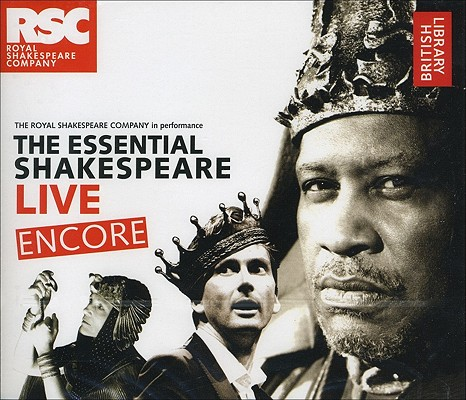 Image for The Essential Shakespeare Live  Encore