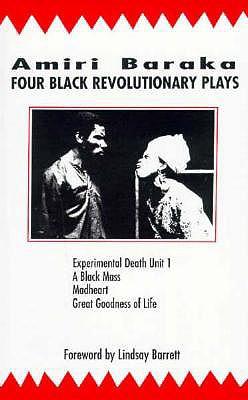 Image for Four Black Revolutionary Plays