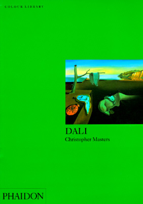 Dali: Colour Library (Phaidon Colour Library), Masters, Christopher
